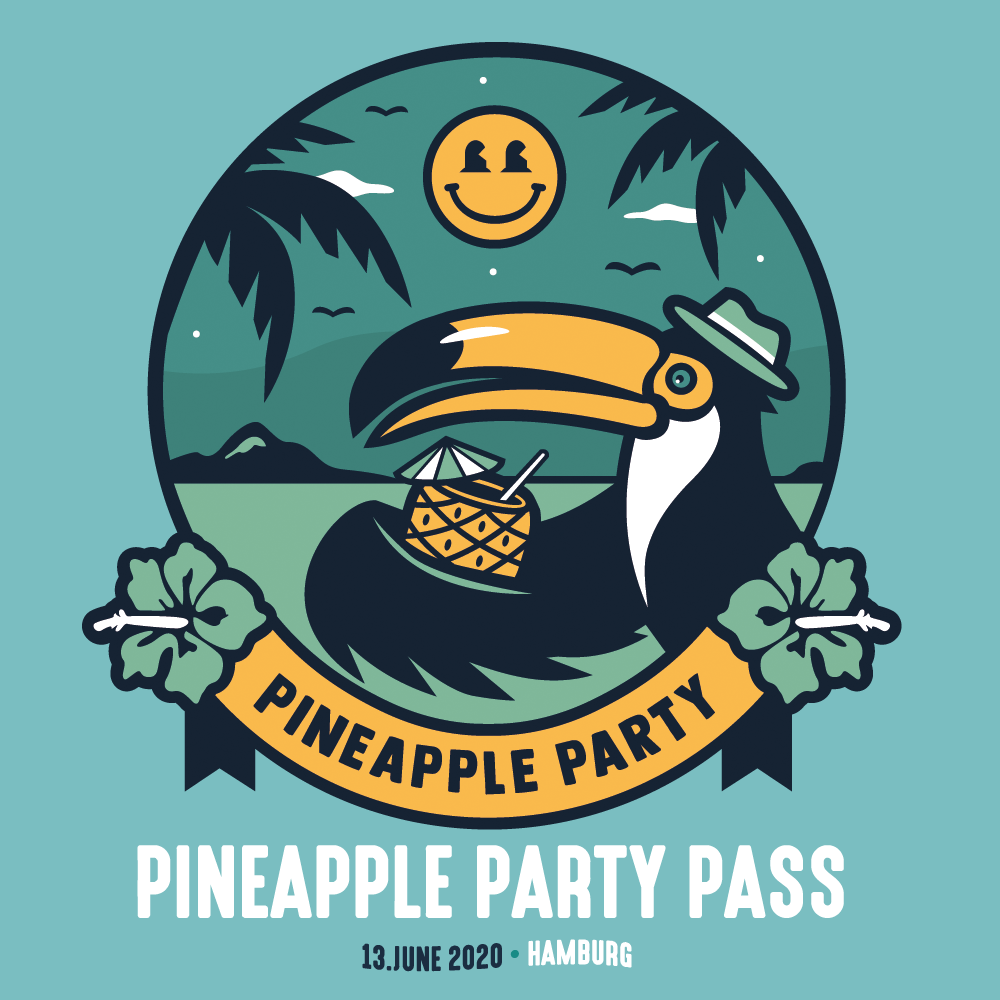 PINEAPPLE PARTY PASS