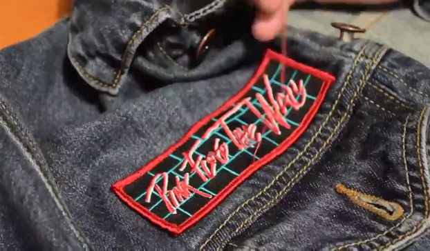 FREE! • PATCHES SEWING SERVICE